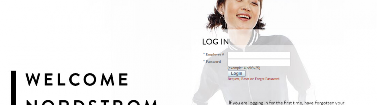 Nordstrom Employee Login