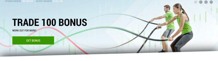 FBS online broker on the Forex market