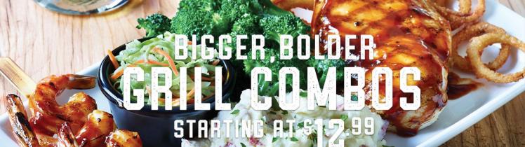 Bigger Bolder Grill Logo