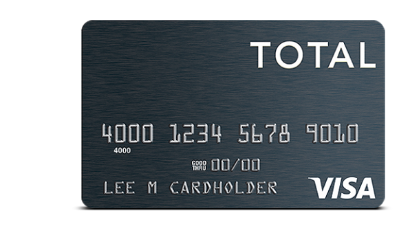 How to Buy Total VISA Unsecured Credit Card