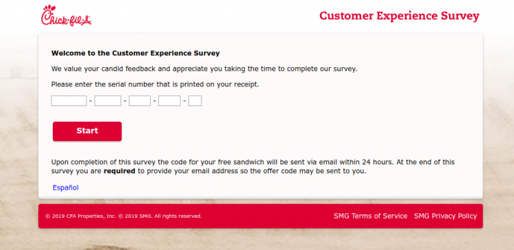 Chick-fil-A-Customer-Experience-Survey