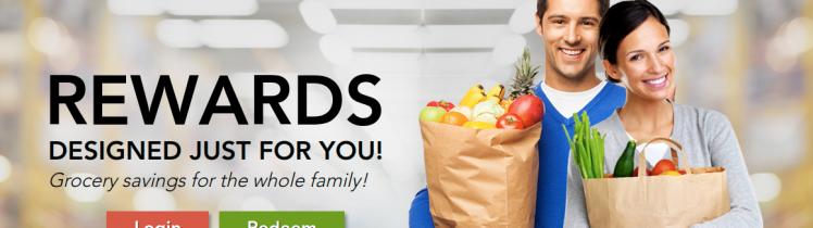 Grocery Reward Program Logo