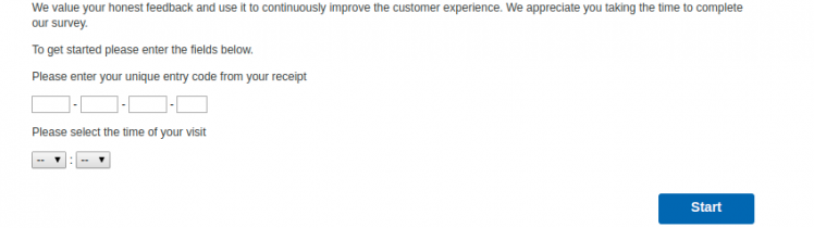 Boots Customer Survey