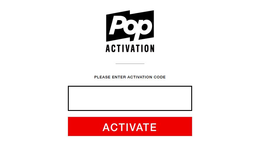 PopTV Activate