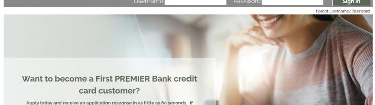 Premier Bank Card Logo