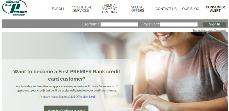 Premier Bank Card Logo