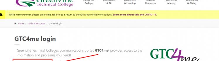 GTC4Me Student Account