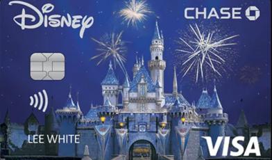 Disnep Visa Rewards Card Logo