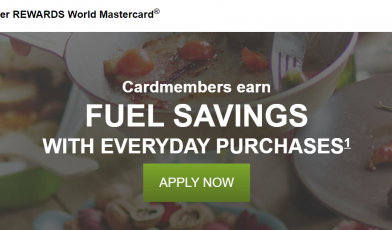 Kroger REWARDS Credit Card Logo