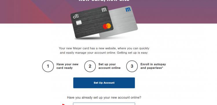 Meijer Card Logo