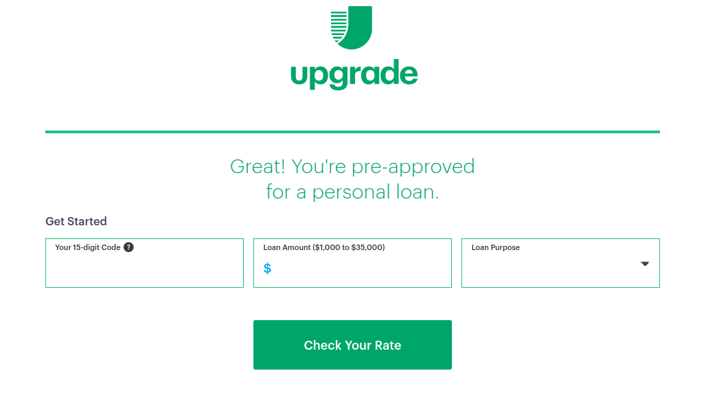 Upgrade Check Rate