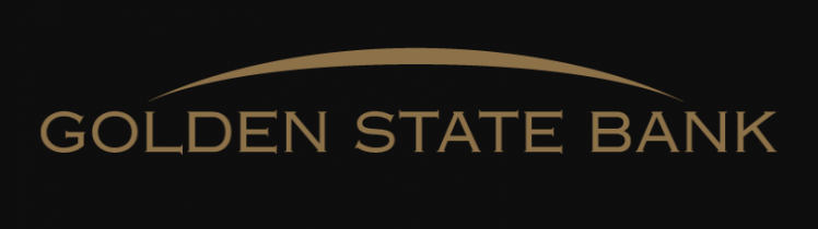 golden state bank logo