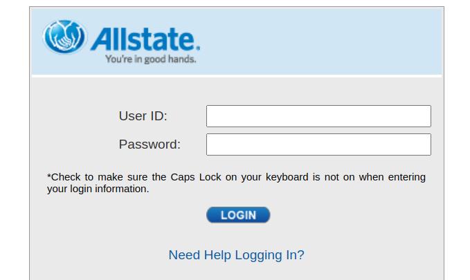 allstate gateway login