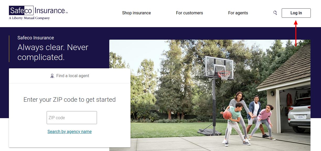 safeco insurance login