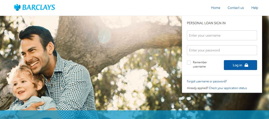 Barclays Personal Loan Bill Pay