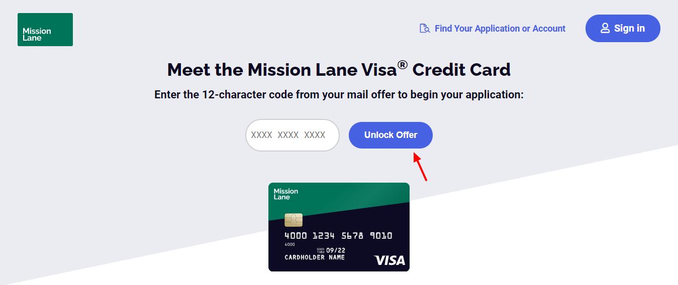 Mission Lane Credit Card apply