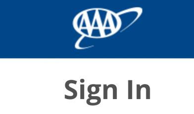 aaa prepaid card logo