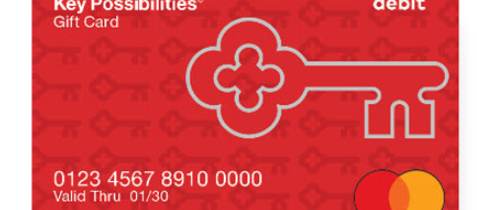 key possibilities gift card